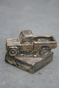 landrover pick-up